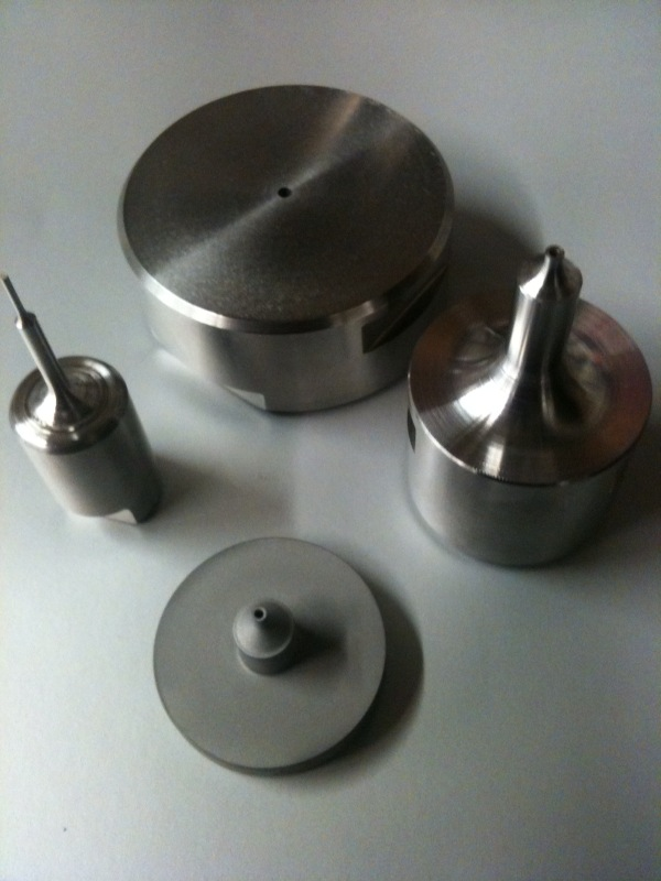 Interchangeable Punch & Die Inserts- small washer